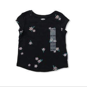 NWT Old Navy Jersey Printed Tee